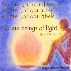 We are beings of Light